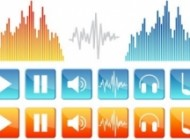 mini FreeMusicSoundVectorIcon 190x140 in  | Grapheez